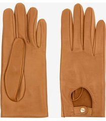 driving gloves brown 8