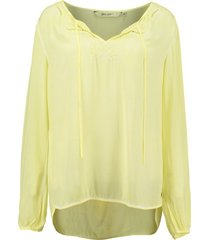 garcia viscose blouse sunglow