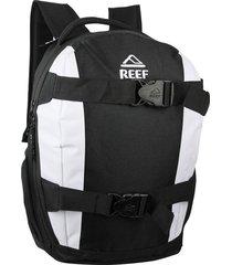 mochila negra reef