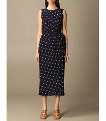 lauren ralph lauren dress lauren ralph lauren patterned midi dress