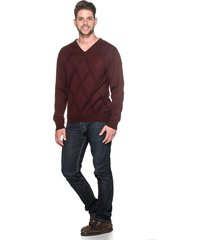 suéter passion tricot lk vinho