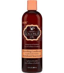acondicionador nutritivo hask aceite de coco y aceite de monoi