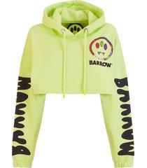 barrow logo-print sweatshirt