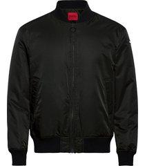 unisex outerwear mw bomberjacka jacka svart hugo