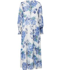 maxiklänning viviola o-neck ankle dress