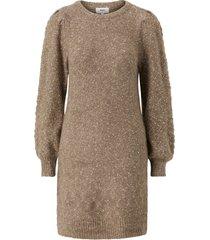 klänning objrandy l/s knit dress 111