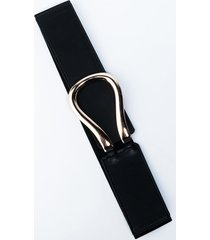 akira loop de loop gold stretch hardware belt