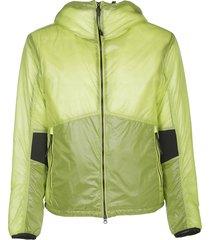 c.p. company fitted rain jacket
