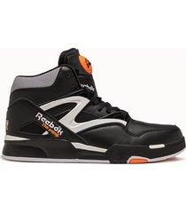 reebok sneakers pump omni zone 2 colore nero