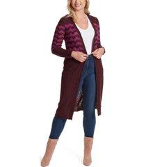 jessica simpson trendy plus size jolie duster cardigan