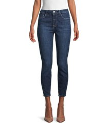 l'agence women's high-rise skinny jeans - utica - size 25 (2)