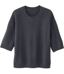 pullover, antraciet 48/50