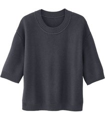 pullover, antraciet 44/46