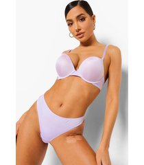 pastel super push up beha, lilac