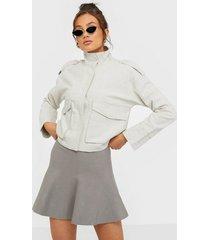 noisy may nmcirus hw short knit skirt noos minikjolar