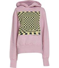 ambush logo & print hoodie
