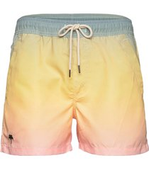 pink grade swim shorts badshorts gul oas