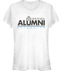 fifth sun harry potter hogwarts alumni ravenclaw women's short sleeve t-shirt