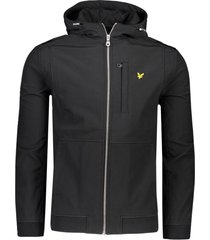 lyle and scott softshell jacket