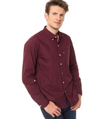 camisa violeta levi's classic