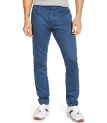 tommy hilfiger men's custom-fit stretch travel pants