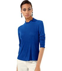 shirt amy vermont royal blue