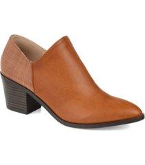 journee collection women's adison booties women's shoes