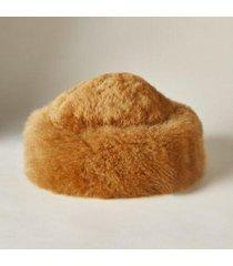 sundance catalog women's nadiya hat in brown