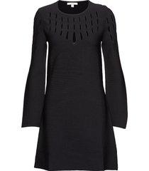 amelia korte jurk zwart dagmar