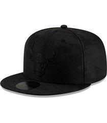 gorra negro 950 chicago bulls-new era