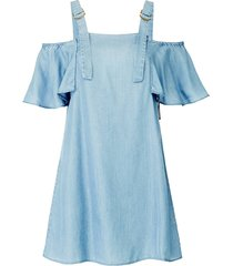 guess jurk blauw