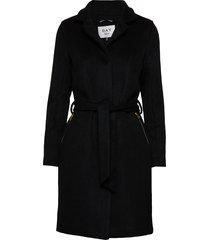 day dare outerwear coats wool coats zwart day birger et mikkelsen