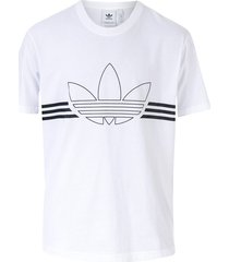 mens outline t-shirt