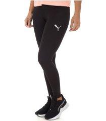 calça legging puma active ess - feminina - preto