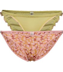 isabel shelby 2-pack trosa brief tanga multi/mönstrad love stories