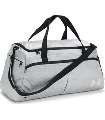 bolso under armour mediano undeniable duffle gris