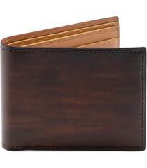 men's magnanni leather wallet -
