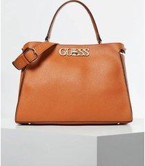 duża torebka z paskiem na ramię model uptown chic