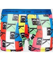calvin klein underwear trunk boxershorts red