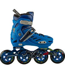 patines canariam magic pro liga de la justicia