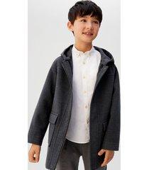 mango kids - płaszcz dziecięcy marty 110-164 cm