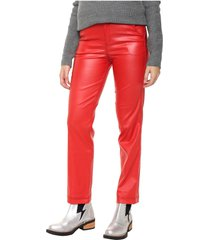 pantalón rojo tramps joaquina