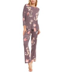 flora nikrooz collection kathy printed pajama set