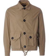 monitaly military service jacket type a | khaki | m29007-khk