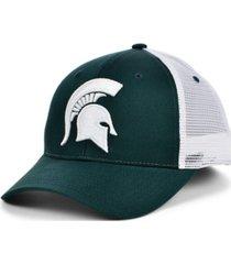 zephyr michigan state spartans big rig mesh cap