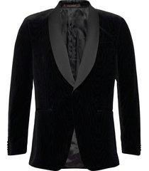 figaro blazer smoking svart oscar jacobson