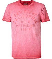 t-shirt korte mouw petrol industries m-1010-tsr629