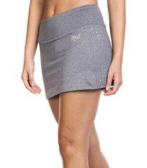 legging short skirt award gris everlast