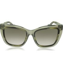 balenciaga designer sunglasses, ba0027 acetate square women's sunglasses