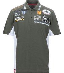 alpha industries polo shirts